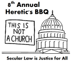 8th Annual Heretic's BBQ!