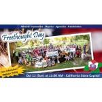 Sacramento Freethought Day – Oct 11
