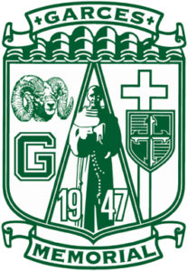 Garces Memorial High School Crest